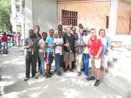 Cange, Haiti