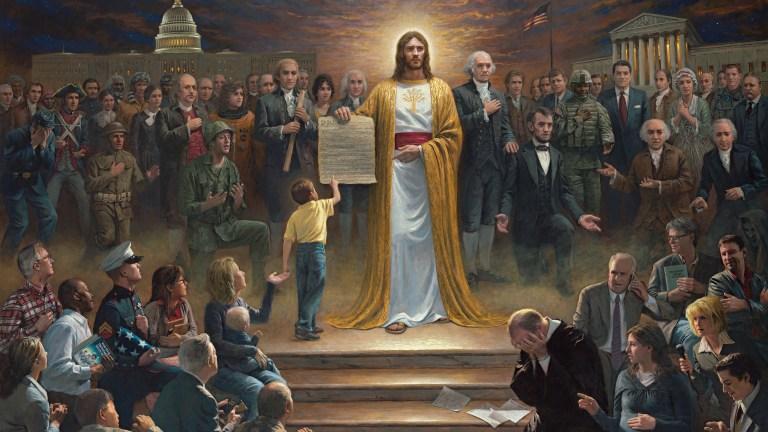 Theocratie: de hemel van de een is hel voor de ander
