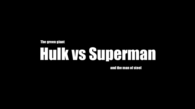 hulk-vs-superman