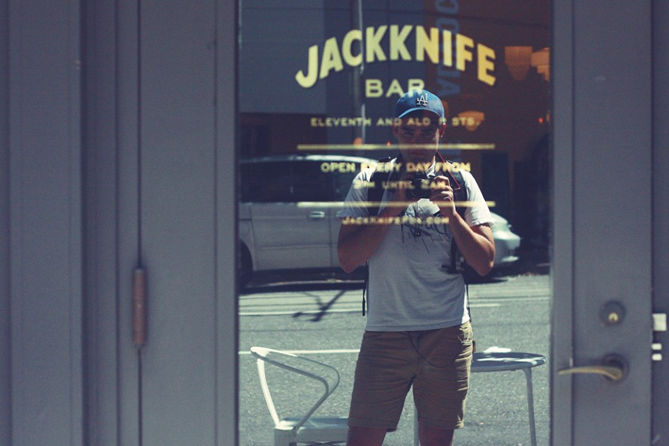 Band did the branding for this bar in SW Portland, check it our by clicking the photo.