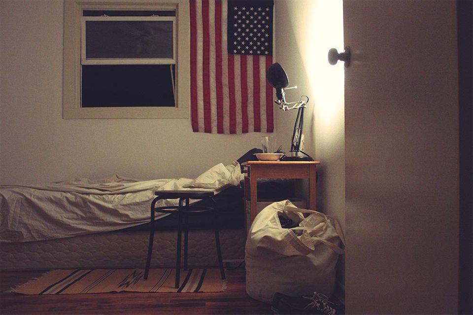 New room.
