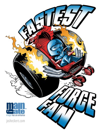Drag racing kids shirt design