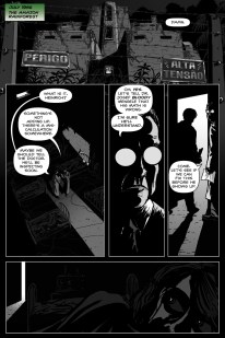 Monster in the Closet page 1