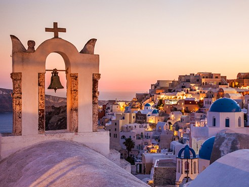A beautiful evening in Santorini, Greece Photograph by Raymond Choo, My Shot