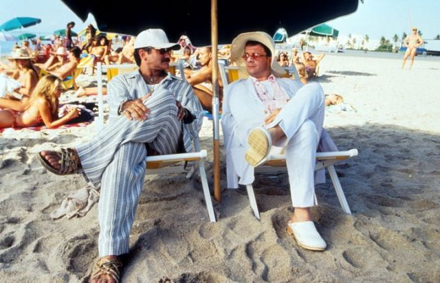 """Robin Williams and Nathan Lane in """"The Birdcage"""