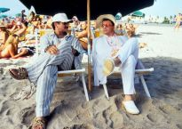 "Robin Williams and Nathan Lane in ""The Birdcage"