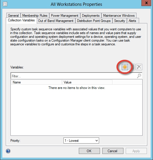 Easily add a prompt for a computer name to your SCCM