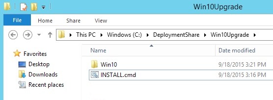 Automate Windows 10 In-Place Upgrades From the Command Line