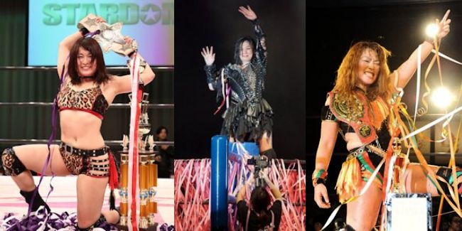 Top 20 Joshi Wrestlers of 2017