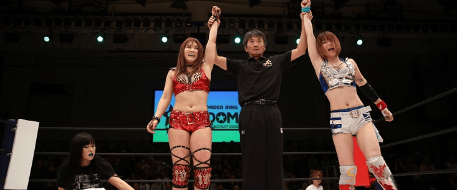 Stardom Goddesses Of Destiny on 6/17/18 Review