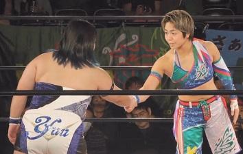 Kaho Kobayashi vs. Yuu