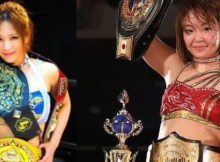 Top 20 Joshi Wrestlers in 2019 Banner