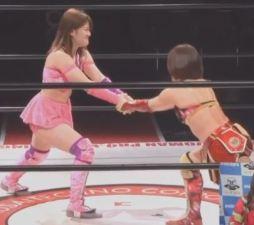 Miyuki Takase vs. Haruka Umesaki