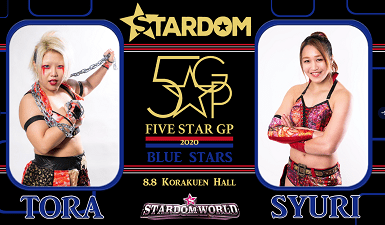 Natsuko Tora vs. Syuri