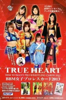 BBM True Heart 2013 Box