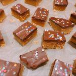 Easy Microwave Chocolate Barfi