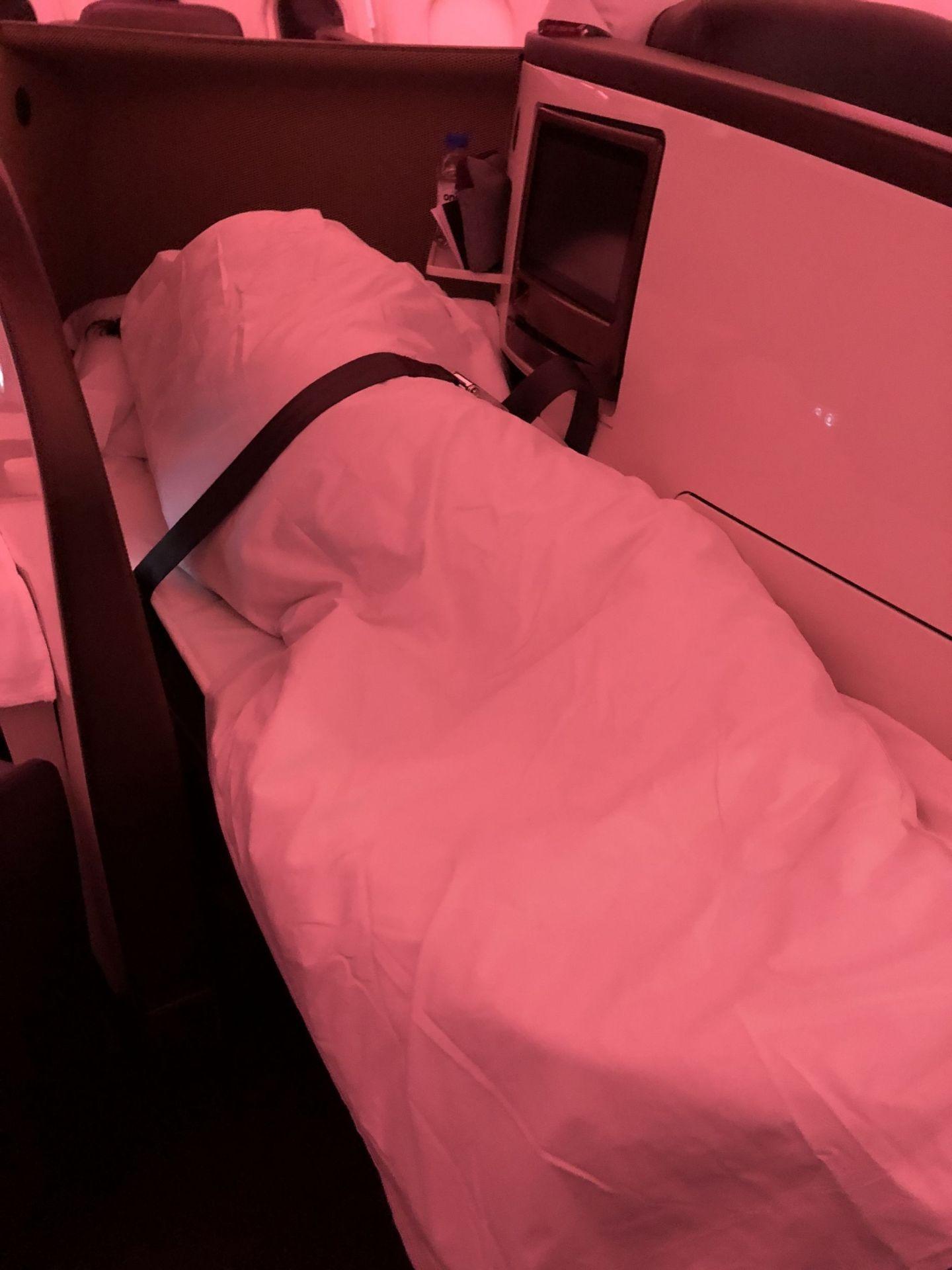 upper class bed