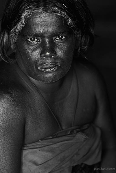 Irula woman