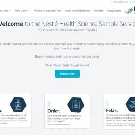 Nhsc sample service