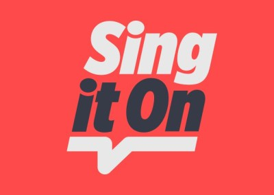 Sing It On Series Composer