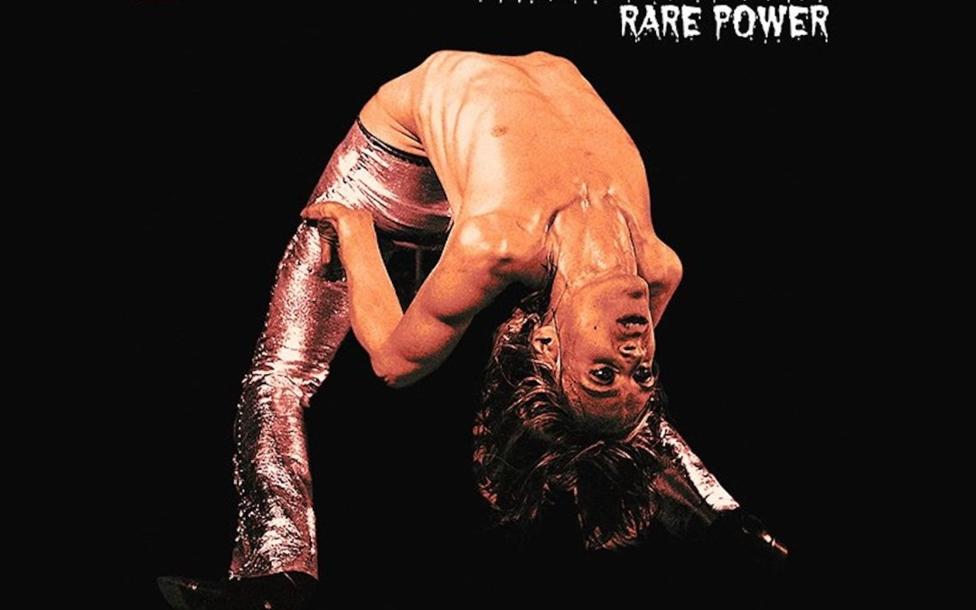 Iggy And The Stooges Rare Power Release
