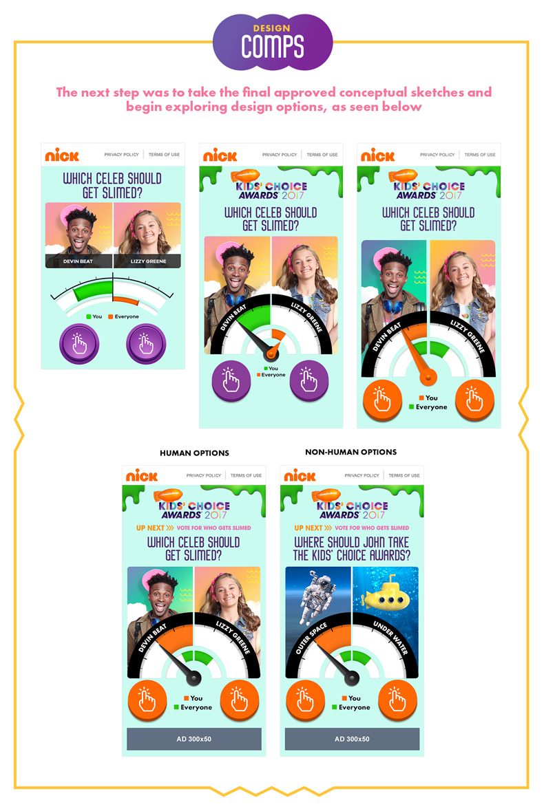 2017 Kca Vote : Choice, Awards, Passion, Meter, ORTIZ