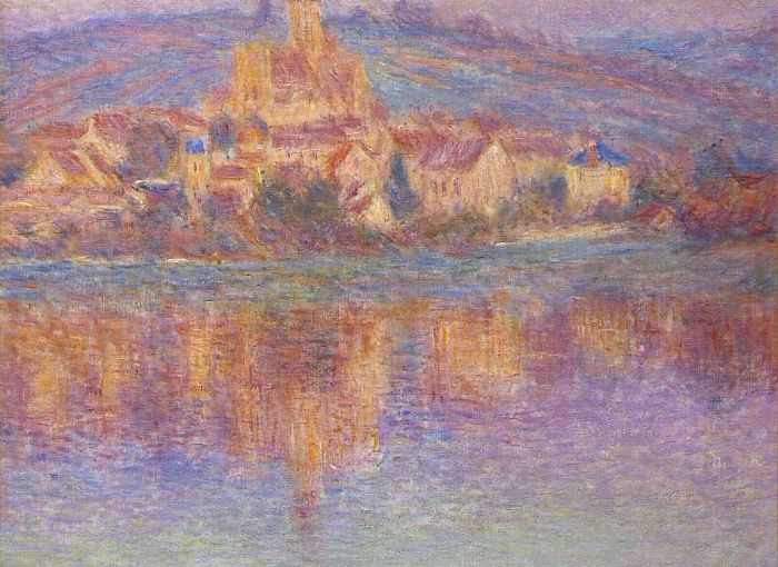 vetheuil monet
