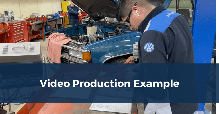 Video Production Example