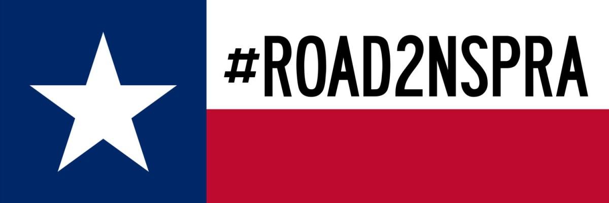 Texas #ROAD2NSPRA Inaugural