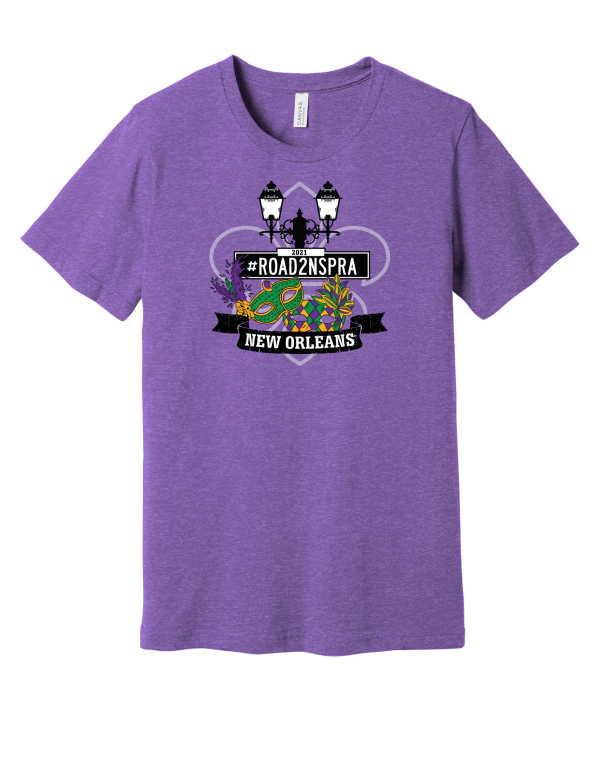 ROAD2NSPRA 2021 shirt