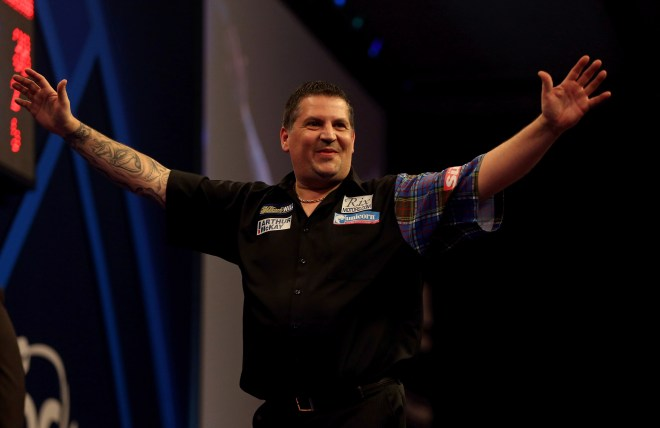 2015 William Hill PDC World Darts Championships - Day Thirteen