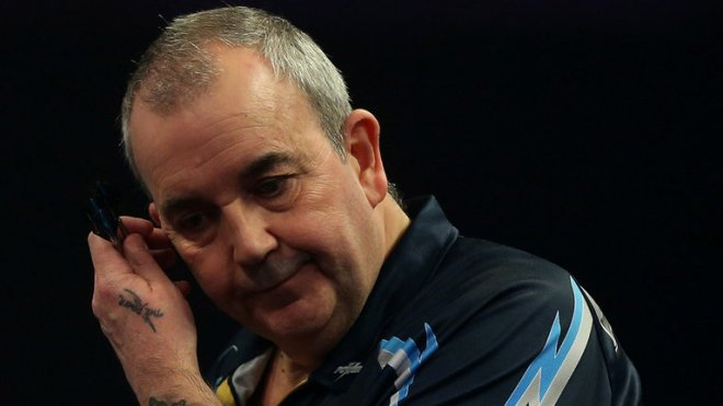 Is Phil Taylor finished