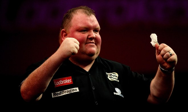 2014 Ladbrokes.com World Darts Championship - Day Three