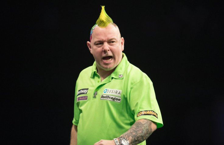 Peter Wright whitewashes MvG