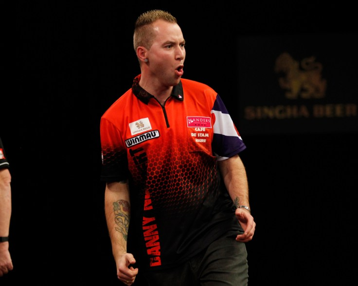 buy online 677b2 73654 Noppert & Jeff Smith to compete at PDC Q-School! – Josh's ...
