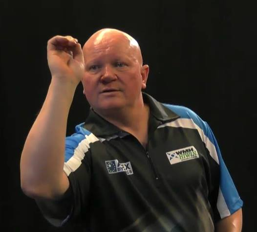 Terry Jenkins hair loss