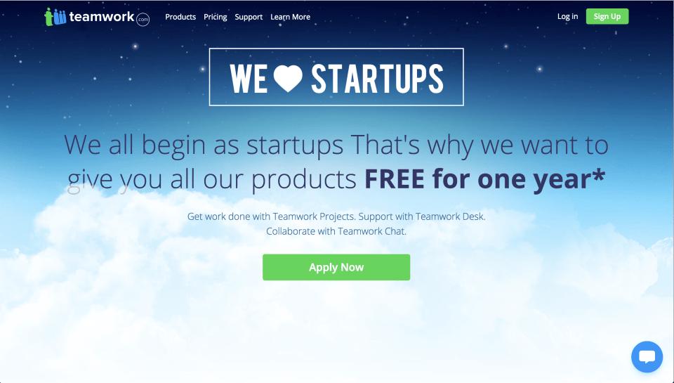 TeamWorkPM Free Project Management Software Deal