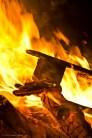 Skid on Fire