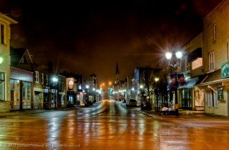 Mainstreet at Night