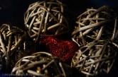Heart Among Spheres