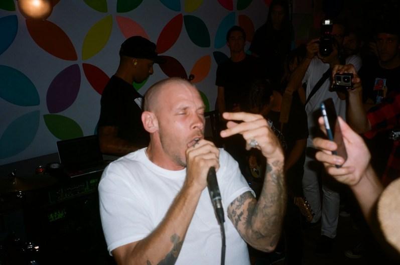 Shane Heyl Singing