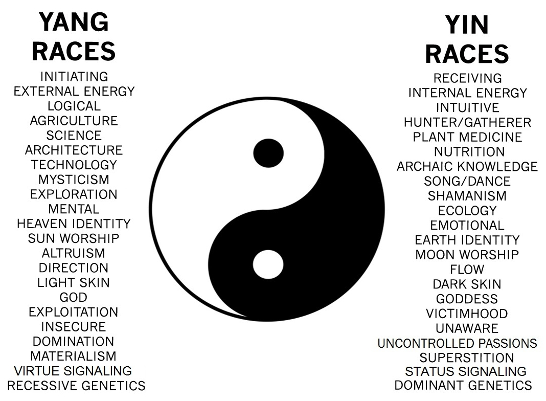 Yin And Yang A Perspective On Race