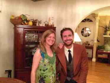 Joshua-Messick-guests-in-Valdese-NC