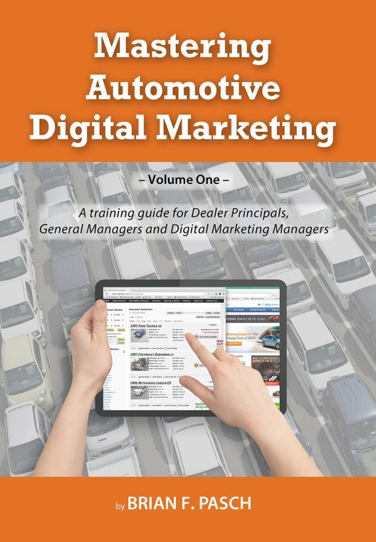 Mastering Automotive Digital Marketing Cover