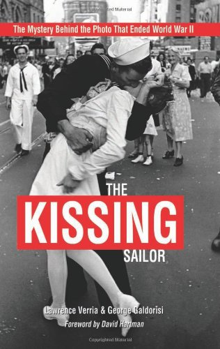 The Kissing Sailor cover