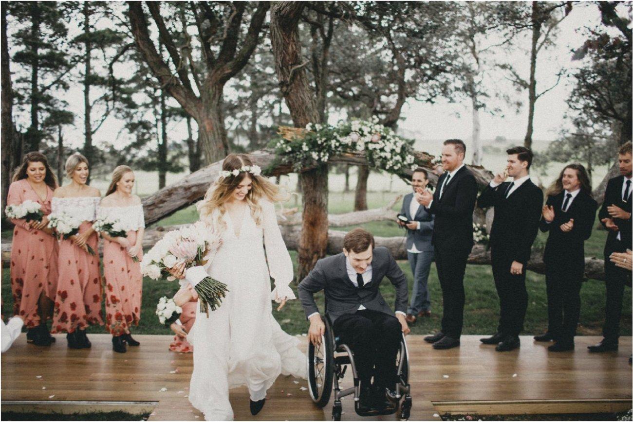 Southern highlands wedding