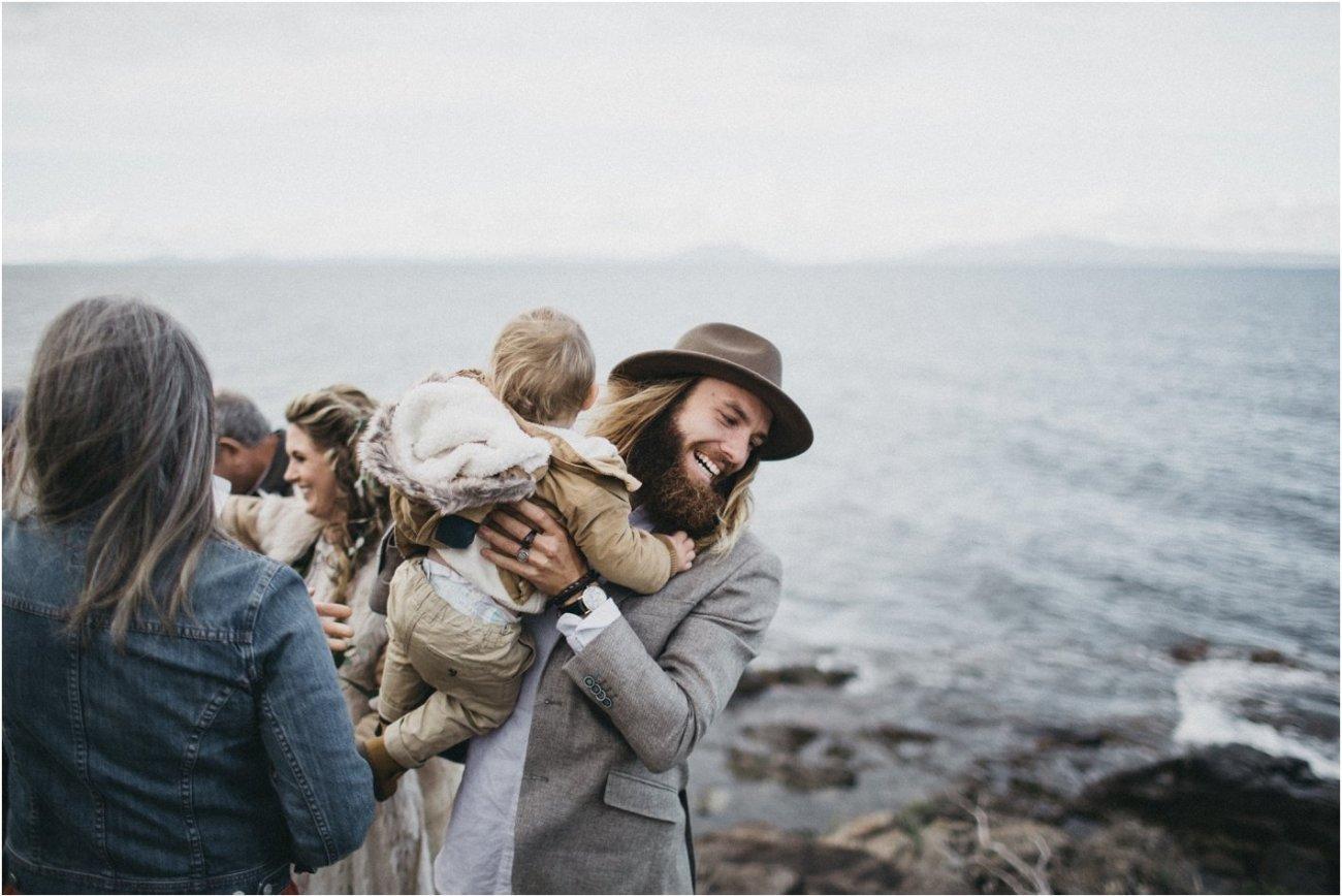 Tasmanian elopement