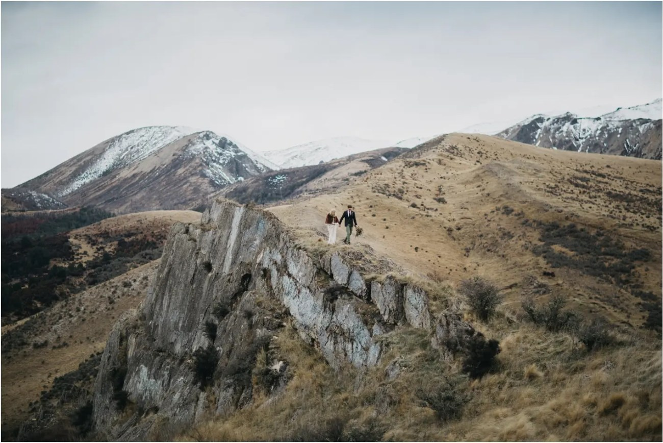 New Zealand elopement