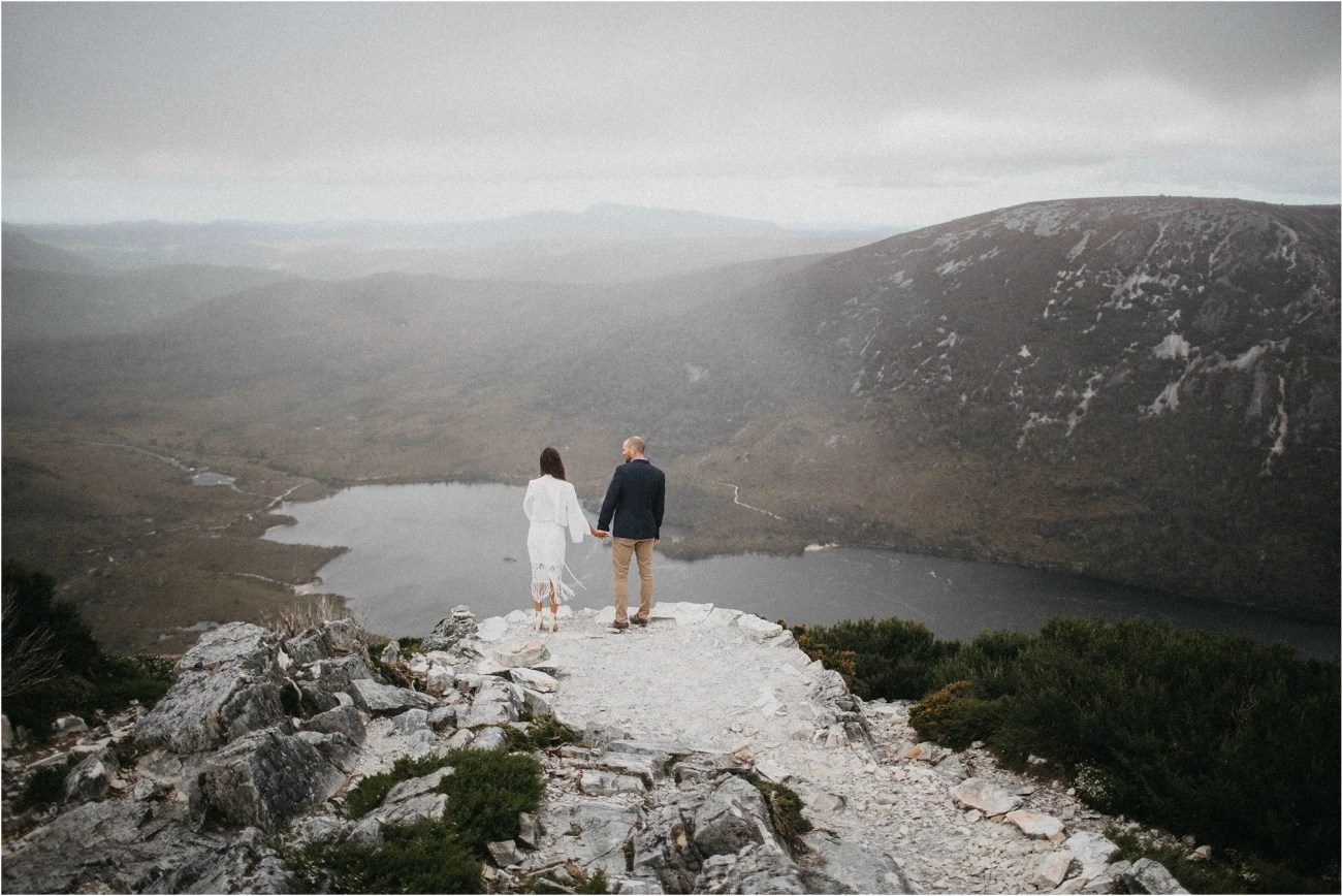 Elope at Cradle Mountain