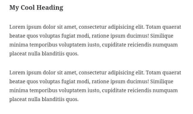 blog-post-heading-and-paragraphs-in-WordPress-Gutenberg